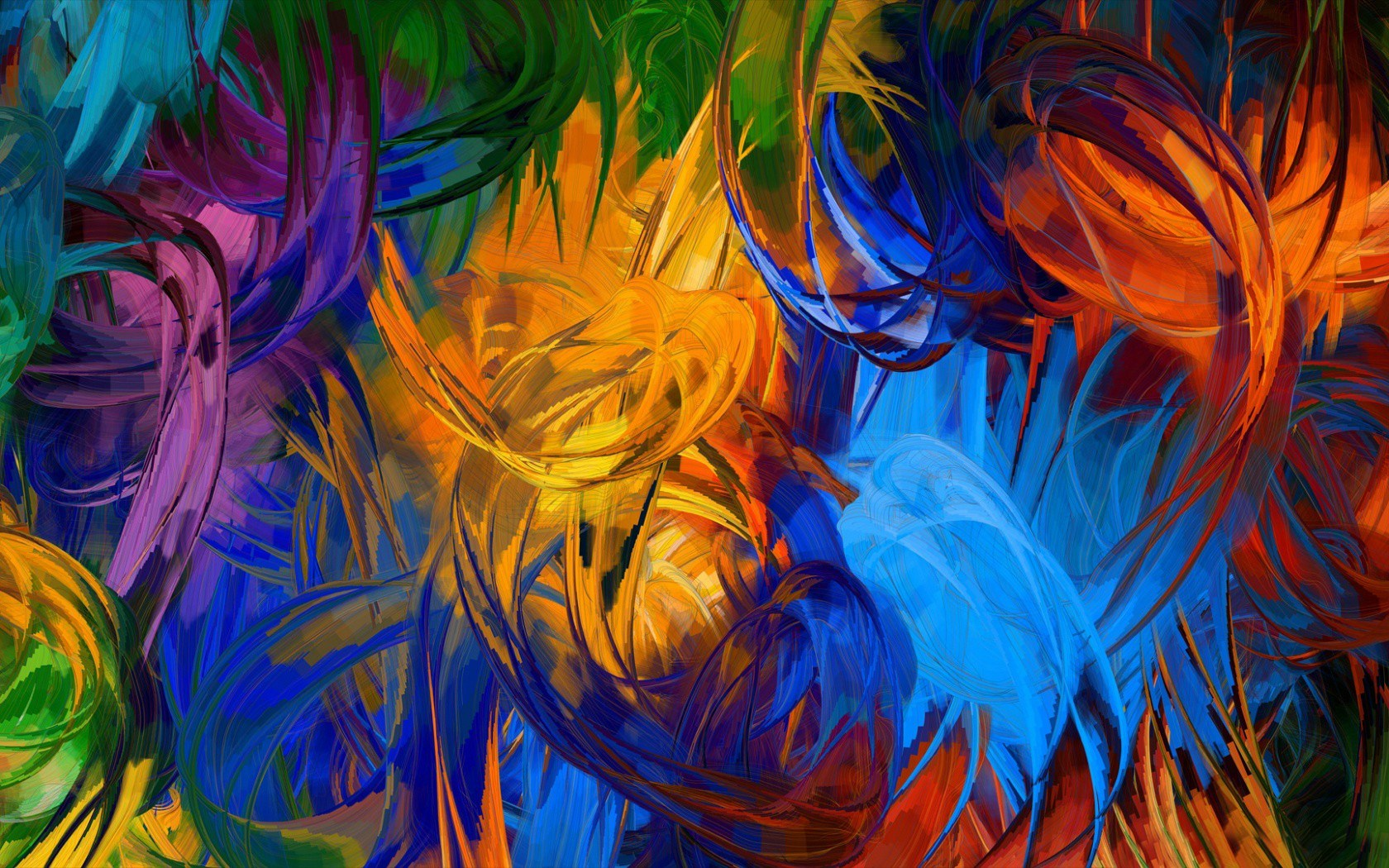 abstract painting wallpapers wallpaper - photo #48